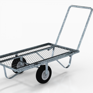 Garden Cart with Flat Free Tires